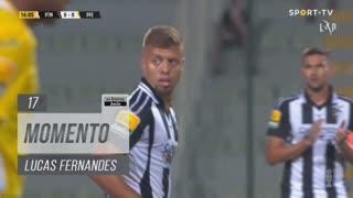Portimonense, Jogada, Lucas Fernandes aos 17'
