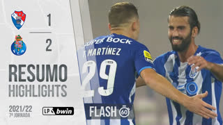 I Liga (7ªJ): Resumo Flash Gil Vicente FC 1-2 FC Porto