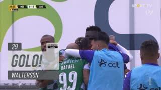 GOLO! Moreirense FC, Walterson aos 29', Moreirense FC 1-0 FC Arouca