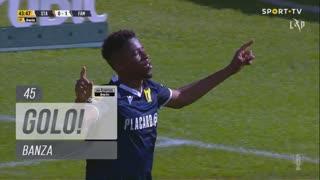 GOLO! FC Famalicão, Banza aos 44', Santa Clara 0-1 FC Famalicão