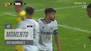 FC Famalicão, Jogada, Ivo Rodrigues aos 45'