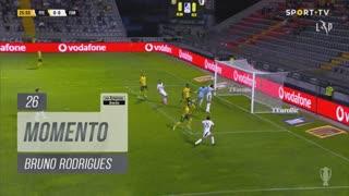 FC Famalicão, Jogada, Bruno Rodrigues aos 26'