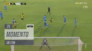FC P.Ferreira, Jogada, Uilton aos 25'
