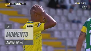 FC Arouca, Jogada, André Silva aos 2'