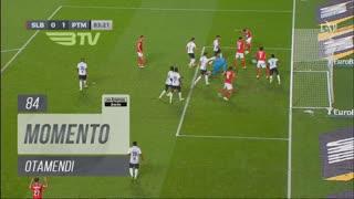 SL Benfica, Jogada, Otamendi aos 84'