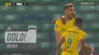 GOLO! FC P.Ferreira, Hélder aos 20', FC P.Ferreira 2-0 Belenenses SAD