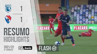 Liga Portugal bwin (6ªJ): Resumo Flash Belenenses SAD 1-1 Gil Vicente FC