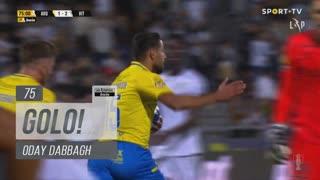 GOLO! FC Arouca, Oday Dabbagh aos 75', FC Arouca 1-2 Vitória SC