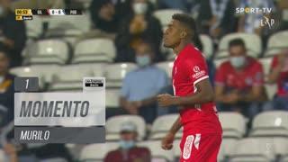 Gil Vicente FC, Jogada, Murilo aos 1'