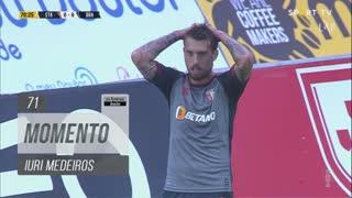 SC Braga, Jogada, Iuri Medeiros aos 71'