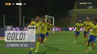 GOLO! FC Arouca, Leandro Silva aos 89', FC Arouca 2-1 FC Famalicão