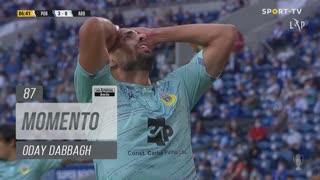 FC Arouca, Jogada, Oday Dabbagh aos 87'