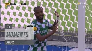 Moreirense FC, Jogada, Pires aos 43'