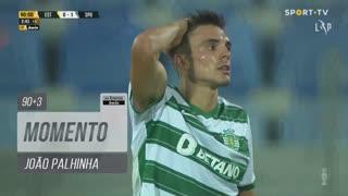 Sporting CP, Jogada, João Palhinha aos 90'+3'