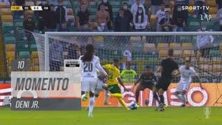 FC P.Ferreira, Jogada, Deni Jr. aos 10'