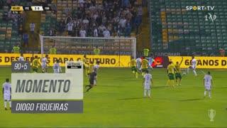 FC Famalicão, Jogada, Diogo Figueiras aos 90'+5'