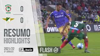 Liga Portugal bwin (8ªJ): Resumo Flash Marítimo M. 0-0 Moreirense FC