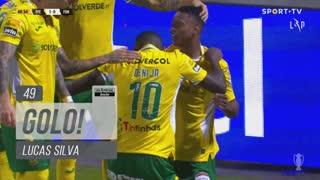 GOLO! FC P.Ferreira, Lucas Silva aos 49', FC P.Ferreira 1-0 FC Famalicão
