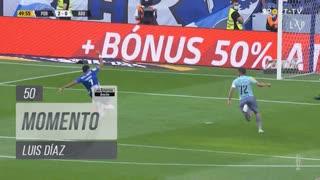 FC Porto, Jogada, Luis Díaz aos 50'