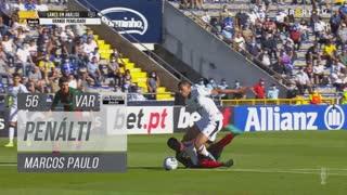 FC Famalicão, Penálti, Marcos Paulo aos 56'