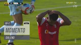SC Braga, Jogada, Galeno aos 90'+2'