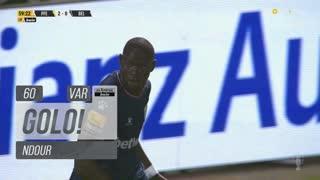 GOLO! Belenenses SAD, Ndour aos 60', FC P.Ferreira 2-1 Belenenses SAD