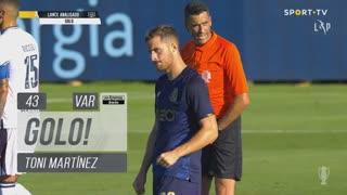 GOLO! FC Porto, Toni Martínez aos 43', FC Famalicão 0-2 FC Porto