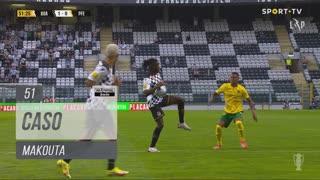 Boavista FC, Caso, Makouta aos 51'