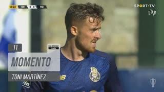FC Porto, Jogada, Toni Martínez aos 11'