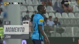 FC Vizela, Jogada, Zohi aos 61'