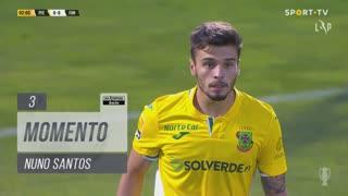 FC P.Ferreira, Jogada, Nuno Santos aos 3'