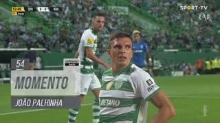 Sporting CP, Jogada, João Palhinha aos 54'