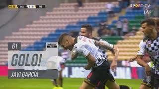 GOLO! Boavista FC, Javi García aos 61', Boavista FC 2-0 FC P.Ferreira