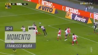 SC Braga, Jogada, Francisco Moura aos 90'+4'
