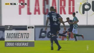 FC Famalicão, Jogada, Diogo Figueiras aos 2'