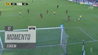 FC Arouca, Jogada, Eugeni aos 12'