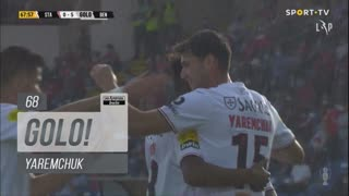 GOLO! SL Benfica, Yaremchuk aos 68', Santa Clara 0-5 SL Benfica