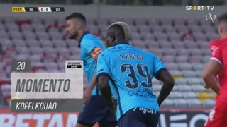 FC Vizela, Jogada, Koffi Kouao aos 20'
