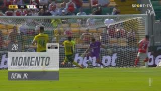 FC P.Ferreira, Jogada, Deni Jr. aos 26'