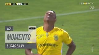 FC P.Ferreira, Jogada, Lucas Silva aos 62'