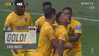 GOLO! Portimonense, Carlinhos aos 45', Boavista FC 0-1 Portimonense