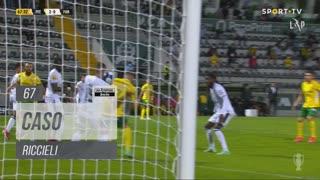 FC Famalicão, Caso, Riccieli aos 67'