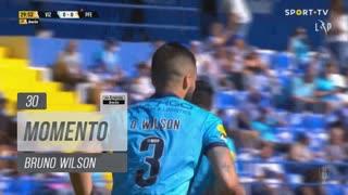 FC Vizela, Jogada, Bruno Wilson aos 30'