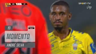 FC Arouca, Jogada, André Silva aos 19'