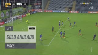 Moreirense FC, Golo Anulado, Pires aos 61'