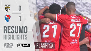 I Liga (2ªJ): Resumo Flash Portimonense 0-1 Gil Vicente FC