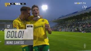 GOLO! FC P.Ferreira, Nuno Santos aos 12', FC P.Ferreira 1-0 Belenenses SAD