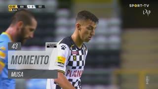 Boavista FC, Jogada, Musa aos 43'