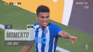 FC Porto, Jogada, Luis Díaz aos 11'