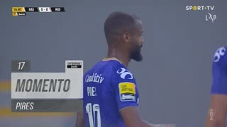 Moreirense FC, Jogada, Pires aos 17'